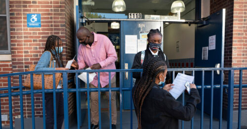 New York City High Schools Will Reopen in Pandemic Milestone
