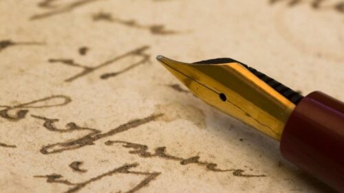 Scientists read 300-year-old letters without opening them