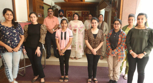 Students excel in Semester exams
