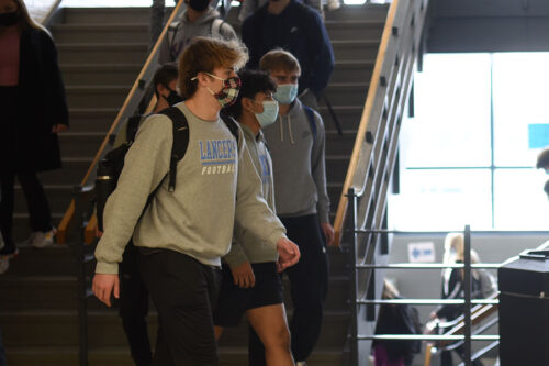 Johnson County health officials recommend requiring indoor masks at public schools this fall