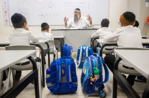 Israel's education system is a 'ticking time bomb'