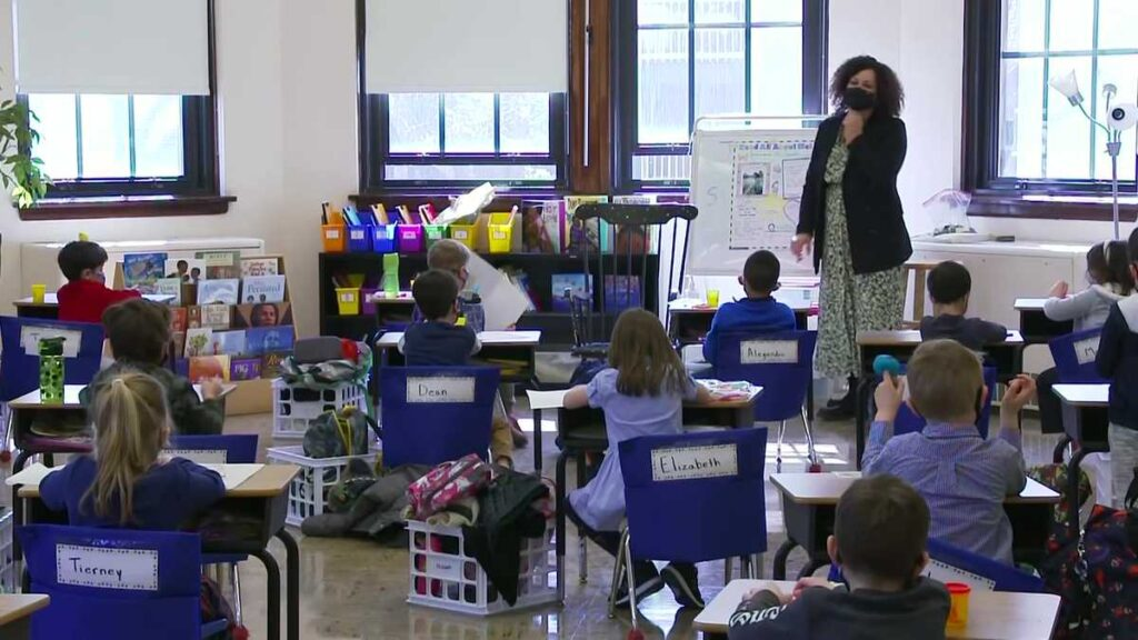 Massachusetts Board of Education to vote on mask mandate for all public schools