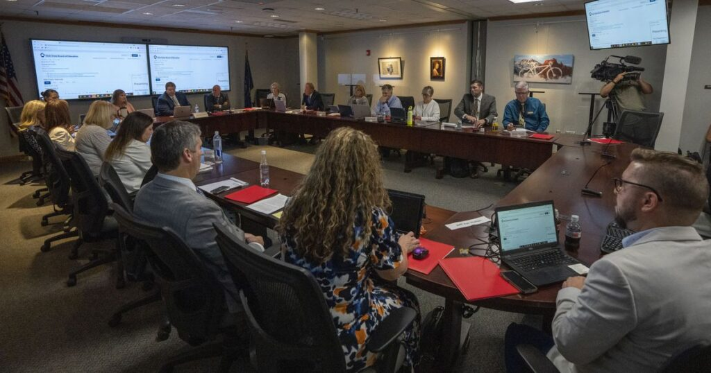 Utah's top elected education leaders decline to take a public position on masking in schools